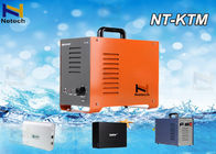 Orange Household Ozone Generators For Food Cleaning Kill Virus Remove Pesticide
