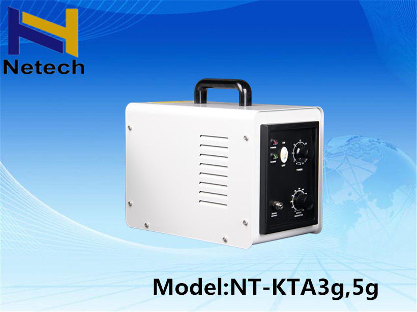 Adustable White Hotel Ozone Machine Air clean Ozone Equipment
