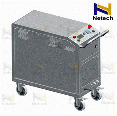 1T/H High Concentration Hand - Push Ozone Water Machine In Agriculture / Wine Factory
